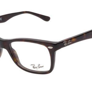 5099e86b5 Ray-Ban Accessories | Ray Ban Tortoise Shell Rectangular Glasses ...